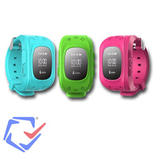Smart Watch met GPS-locator AW-K01