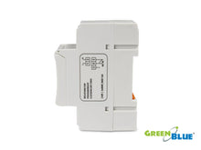 Digitale tijdschakelaar DIN rail 16A GreenBlue GB104