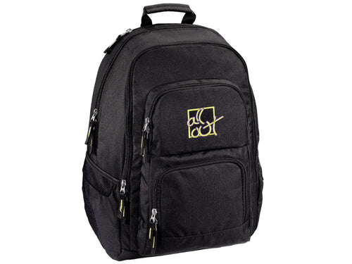 Hama All Out Louth Deep Black school backpack for kids