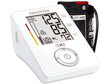 Dual Technology Automatic Arm Blood Pressure Monitor