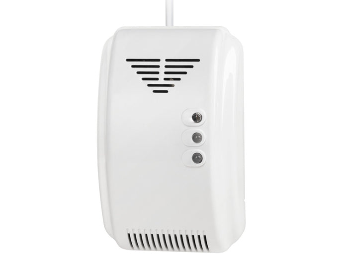 Carbon monoxide and gas detector