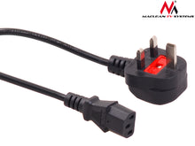 3M-connector Voedingskabel GB Maclean MCTV-807 UK Plug