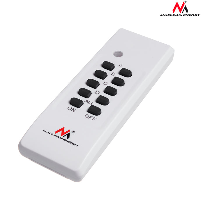 Remote Control For Radio, Sockets