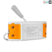 Slank LED-plafondpaneel 40W warm wit