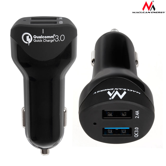 Car Charger Qualcomm Quick Charge QC 3.0