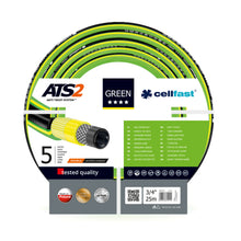"Garden Cellfast Green-slang ATS2 1/2 ""25m, 5-laags"