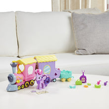 Explore Equestria Friendship Express Train Toy