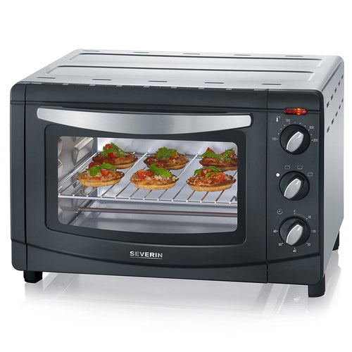Mini-oven 20L 1500W tot 2060 Severin