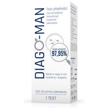 DIAGO-MAN Test to check sperm concentration