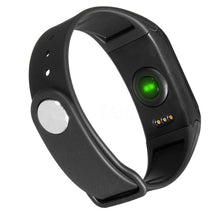 Media Tech Sport Smartband Hartslag Bluetooth iOS Android draait