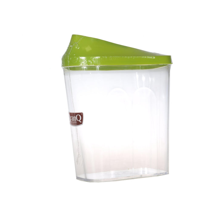 BranQ Easy Way 0.75 Classic container with a dispenser in the lid