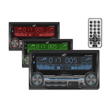 Car Radio Multimedia System 2DIN BLUETOOTH AUX SD BT MP3