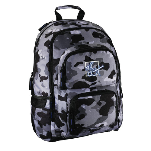 School backpack All Out LOUTH Camouflage, Hama, high quality