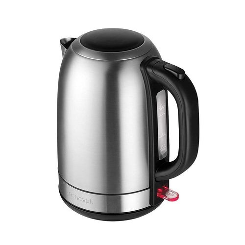 1.7L Concept RK3240 stainless steel electric kettle