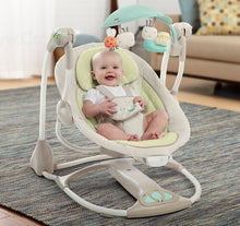 Bright Starts Draagbare Baby Swing HybriDrive technologie