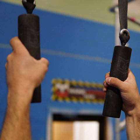 2-inch Diameter Piston Pipe Bombs for Grip Strength Power Training