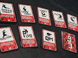 Stick-It: The Parkour Card Game