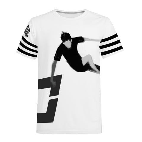 Parkour Men's All Over Print Sport T-Shirt