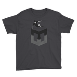 Speed Vault MWG Youth Short Sleeve T-Shirt - Warrior Life, Ninja Warrior & Parkour Gear