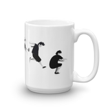 Parkour Precision Coffee Mug - Warrior Life, Ninja Warrior & Parkour Gear