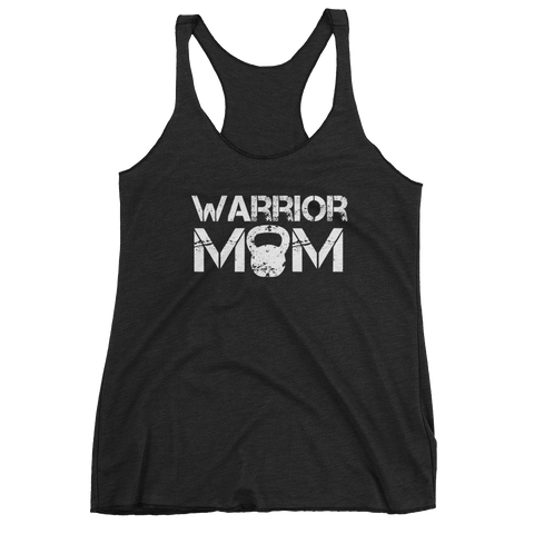 Warrior Mom Women's tank top - Warrior Life, Ninja Warrior & Parkour Gear