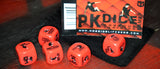PK Dice - A Parkour Training Game - Warrior Life, Ninja Warrior & Parkour Gear