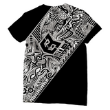 Tribal Warrior Full Wrap Unisex Tee - Warrior Life, Ninja Warrior & Parkour Gear