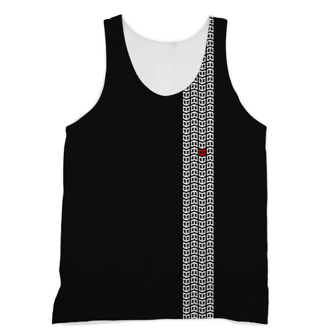 Sublimation Vest - Warrior Life, Ninja Warrior & Parkour Gear