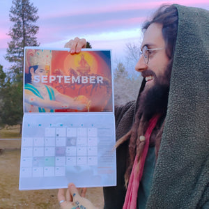 2020 Conscious Calendar *DIGITAL DOWNLOAD*
