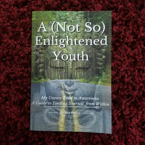 *SIGNED COPY* A (Not So) Enlightened Youth - Koi Fresco *Comes with Custom Message*