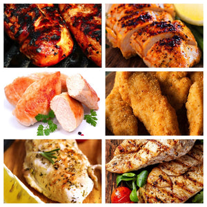 All Natural Chicken 6 Pack Case - Over 45 Servings