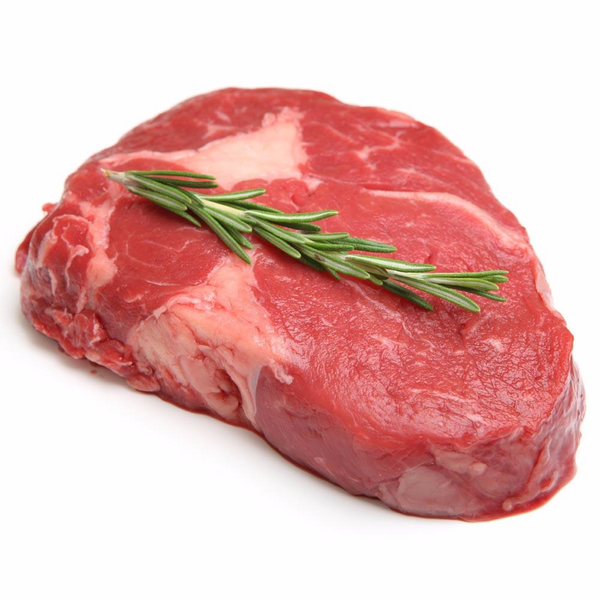 Ribeye Steaks USDA, All Natural, Choice(3 x 16oz) = 3.0 Lbs Total)
