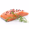 Salmon Fillets - Wild Caught (6 x 6 Oz = 2.25 Lbs Total)
