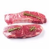 New York Strip Steaks USDA Choice Choice (5 x 12Oz = 3.0 Lbs Total)