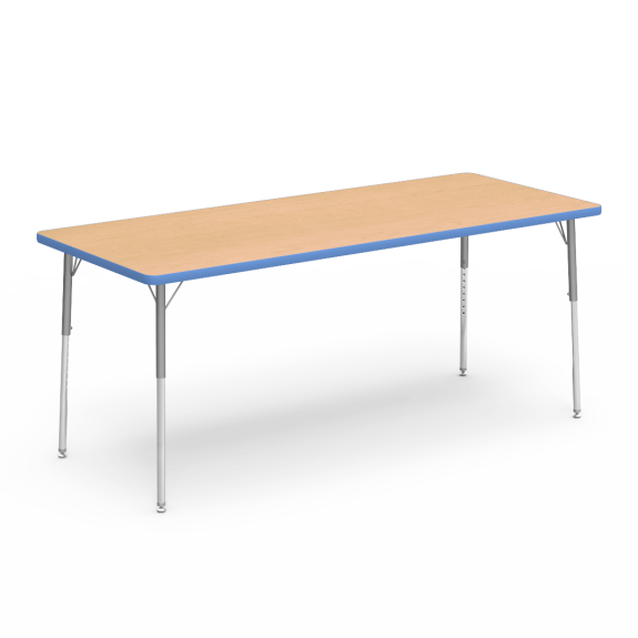 TABLES- Adjustable Height Leg/ Laminate Top