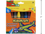 CRAYONS- Econo. Brand- Regular & Large size