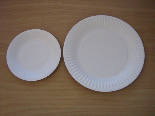 PAPER & PAPER PRODUCTS-Paper Bowls or Plates-