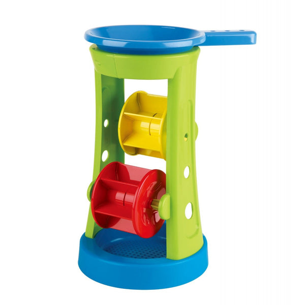 SAND & WATER TOYS- Sand/Water Wheels & Sieves