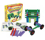 KIDDY CITIES- Some items listed. Please click on the menu.  Playstix Construction Sets