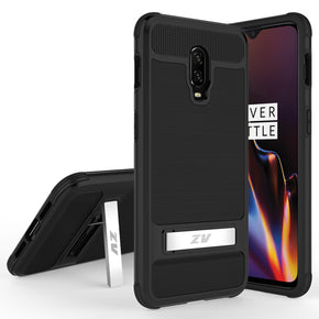One Plus 6T Hybrid Kickstand Case Cover