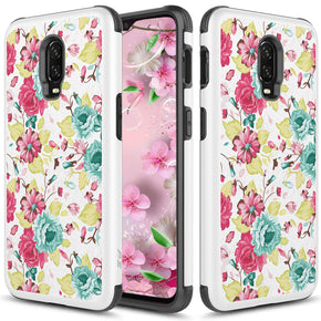 One Plus 6T Hybrid Design Case Cover