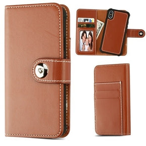 Apple iPhone Xs/X Wallet Case Cover