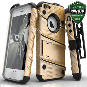 Zizo BOLT Cover iPhone 5S/SE