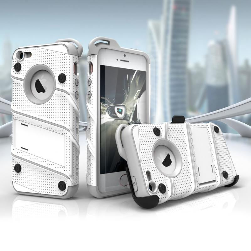 new styles 26536 93a7f Zizo BOLT Cover iPhone 5S/SE