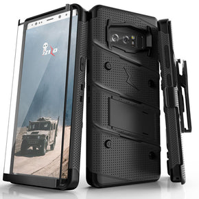 Samsung Galaxy Note 8 Hybrid Bolt Case Cover