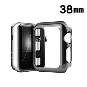 Apple iPhone 38mm TPU Chrome Case Cover