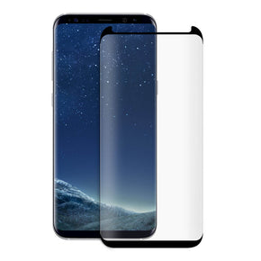 Samsung Galaxy S8 Full Glue Tempered Glass Cover