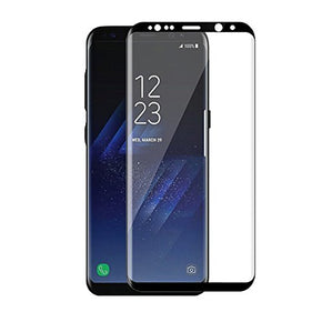 Samsung Galaxy S8 Case Friendly Tempered Glass