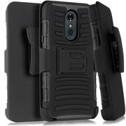 LG Stylo 5 Holster Combo Clip Case Cover