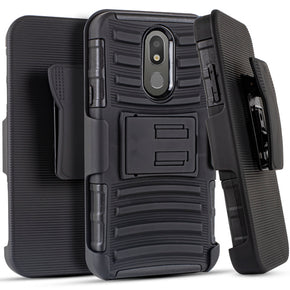 LG Aristo 4 Plus Holster Clip Cover